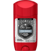 Old Spice Hardest Working Collection Steel Courage Antiperspirant and Deodorant