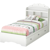 South Shore Tiara Twin Bed