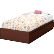 South Shore Summer Breeze Twin Bed