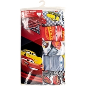 Disney Boys Cars Briefs 5 Pk., Size 8