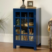 Sauder Carson Forge Display Cabinet
