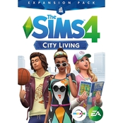 Sims 4: City Living Expansion Pack