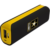 QuikVolt 1800mAh Military Branch Logo USB Mobile Charger
