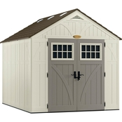 Suncast 8 x 10 Ft. Blow Molded Shed