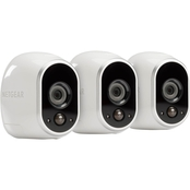 Arlo Smart Home HD Security Camera 3 pk.
