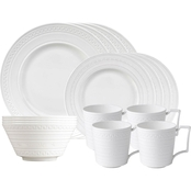 Wedgwood Intaglio 16 Pc. Dinnerware Set