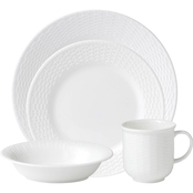 Wedgwood Nantucket Basket 4 Pc. Dinnerware Set