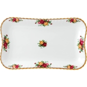 Royal Albert Old Country Roses 13 In. Tray
