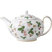 Wedgwood Wild Strawberry Teapot