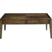 Bassett Palisades Rectangular Cocktail Table