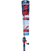 Shakespeare Spider-Man Fishing Kit