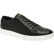 Calvin Klein Igor Brushed CK Embossed Sneakers