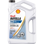 Shell Rotella T4 Triple Protection 10W-30 Heavy Duty Diesel Engine Oil