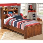 Ashley Barchan Bookcase Headboard Bed