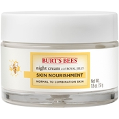 Burt's Bees SkinNourish Night Cream 1.8 oz.