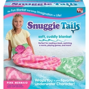 Snuggie Tails Pink Mermaid