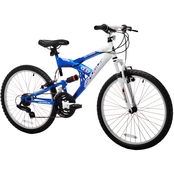 Kent Boys Shogun Rock Mountain 24 In. Bicycle