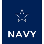 Sayre Blue Star Decal