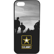 Guard Dog US Army Case for iPhone 5/5s/SE, Black