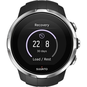 Suunto Spartan Sport Black GPS Watch SS022649000