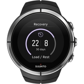 Suunto Spartan Ultra Black GPS Watch SS022659000