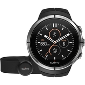 Suunto Spartan Ultra Black HR GPS Watch SS022658000