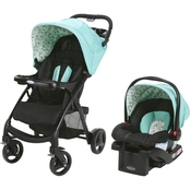 Graco Verb Click Connect Travel System, Groove