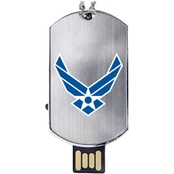 Flashscot US Air Force Flash Tag USB Drive 8GB