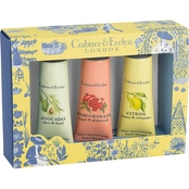 Crabtree & Evelyn Botanical Hand Therapy Sampler 3 pc. Set