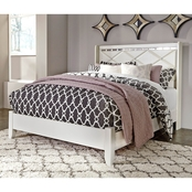 Signature Design by Ashley Dreamur Panel Bed