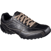 Skechers Men's Citywalk Elison Casual Lace Up Shoes