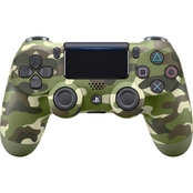 Sony DS4 Green Camouflage (PS4)