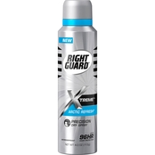 Right Guard Xtreme Antiperspirant Deodorant Dry Spray Arctic Refresh Scent