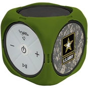 AudioSpice US Army MX-300 Cubio Bluetooth Speaker
