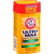 Arm & Hammer Ultramax Fresh Wide Stick Deodorant 2.6 Oz. 2 Pk.