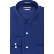 Van Heusen Athletic Fit Lux Sateen Dress Shirt