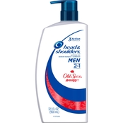 Head and Shoulders Old Spice Swagger 2-in-1 Anti-Dandruff Shampoo + Conditioner