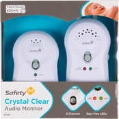 Safety 1st Crystal Clear Audio Monitor
