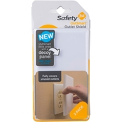 Safety 1st Outsmart Outlet Shield 2 Pk.