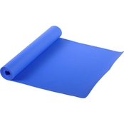 Sunny Health and Fitness Yoga Mat, Blue