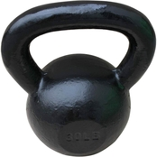 Sunny Health and Fitness 30 lb. Kettle Bell