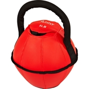 Sunny Health and Fitness 5 lb. Soft Kettle Bell