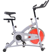 Sunny Health and Fitness SF-B1421B Belt Drive Indoor Cycling Bike