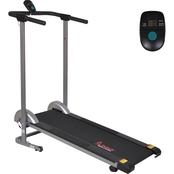 Sunny Health and Fitness SF-T1407M Manual Walking Treadmill