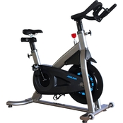 Sunny Health and Fitness Magnetic Turbo Commercial Indoor Cycling Bike