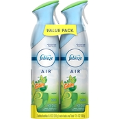 Febreze Air Effects Gain Original Scent Aerosol Can Twin Pack