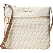Michael Kors Bedford Flat Crossbody Handbag