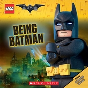 The LEGO Batman Movie: Being Batman (Hardcover)