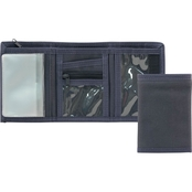 Mercury Luggage Tri Fold Wallet