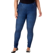 Michael Kors Plus Size Classic Wash Leggings